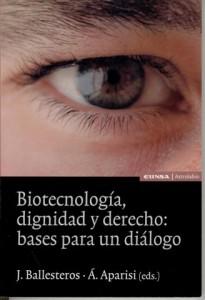 biotecnologia,dignidad y derecho